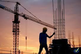 Construcción: los datos tras los accidentes laborales