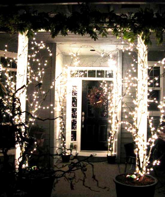5 Ideas para decorar en Navidad el exterior de nuestro hogar.